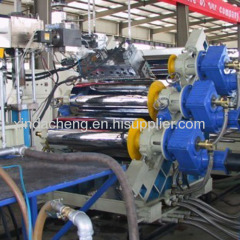 Sheets Extrusion