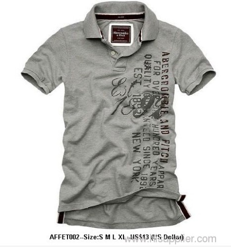Abercrombie Polo Shirts For Mens