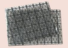 esd conductive grid bag