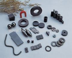sintered ferrite magnet