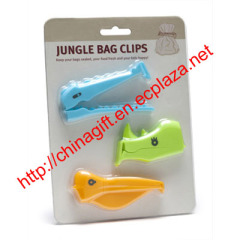 Jungle Bag Clips