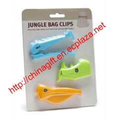 Jungle Bag Clips