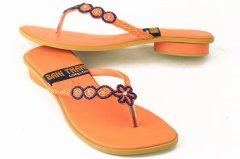 lady flip flops