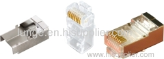 RJ45 plug UTP for cat6 cable