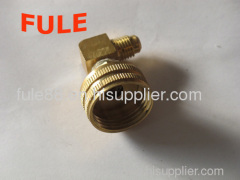 brass crimp fitting for big quantity with high quality