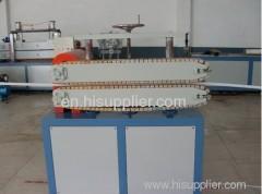 PERT Pipe Extruder Machine