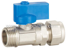 Straight Washing valve LP