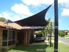 outdoor shade sails