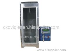 TSF003 Vertical flammability tester