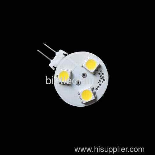G4 led light G4 bulbs G4 lamp G4 3SMD led bulb AC