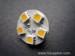 AC/DC8-30V 5pcs 5050 SMD back pin