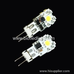 G4 led G4 bulbs G4 lamps G4 8SMD led bulb