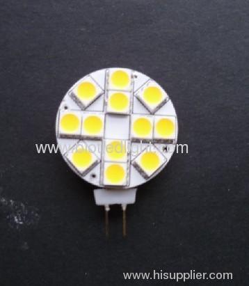 G4 led G4 bulbs G4 lamps G4 12SMD led bulb