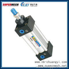 SI Series ISO 15552 Standard Double Action Pneumatic Cylinder wholesaler