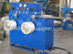 Extrusion line for PP straps production