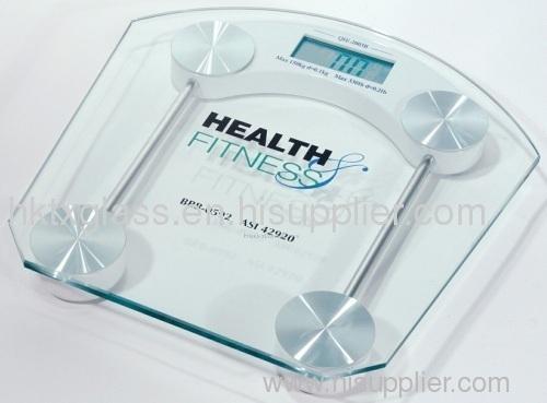 Glass Bathroom Scale