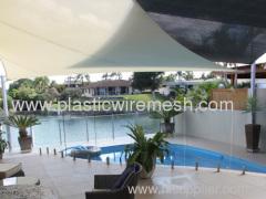shade sails pool