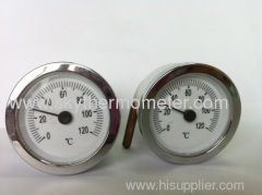 water thermometer with capillary