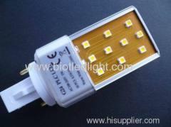 G24 led G24 bulb G24 lamps 10 SMD led bulb 10PCS 3535 SMD