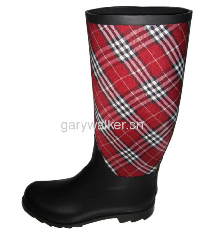 Ladies' Fashionable Rain Boots