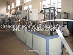 PE-AL-PE composite pipe production line
