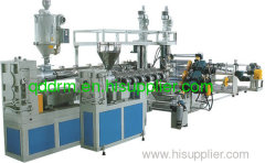sheet production line