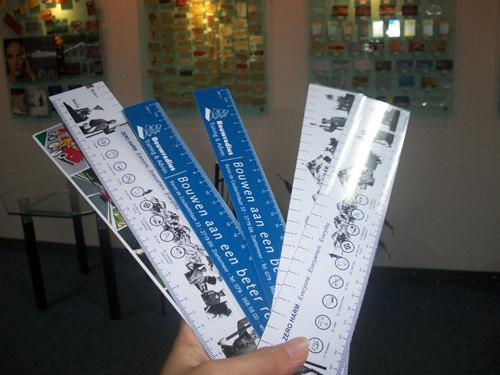 Plastic ruler,Die cut card,Plastic card,PVC card