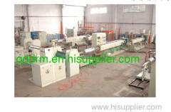 EPS foamed sheet production line/sheet extrusion machine