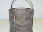 Basket for Ultrasonic Cleaning