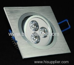 Led ceiling light high power led downlight LED downlight