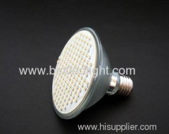7W E27 132 SMD PAR30 led light