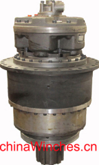 transmission drive of hydraulic planetary gearbox