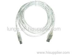 Premium USB 2.0 Cable AM/BM 2M