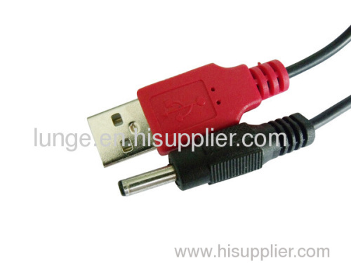 DC Cable DC3..5*1.5 Female to USB AM