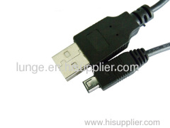 USB AM TO Mini 5P Cable 2.0