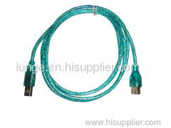 USB AM to AF cable USB extension cable