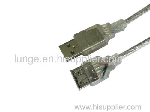 transparent USB Cable
