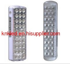 rechargeable LED emergency light