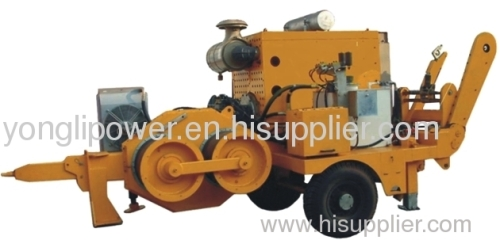 180KN /18Ton linepull hydraulic pressure cable puller