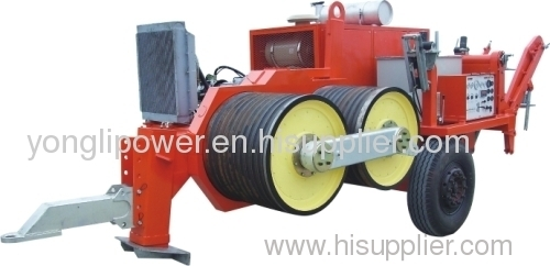 300KN /30Ton linepull hydraulic pressure cable puller