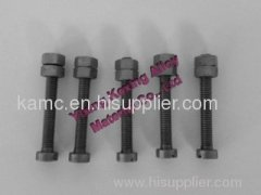 molybdenum screw