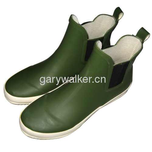 womens rubber garden shoes from China manufacturer Ningbo Gary