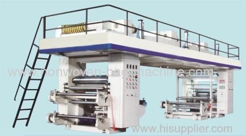 high speed lamination machine high speed coating machine