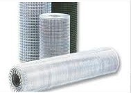 Stainless steel electro-welded mesh