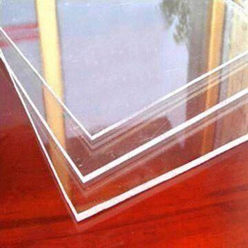 clear PETG sheets transparent petg sheet board panel plate gpet pet-g