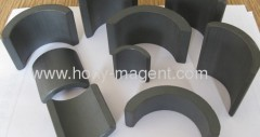 sintered arc ferrite magnet