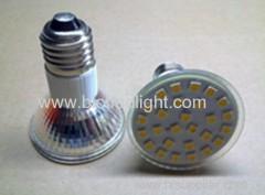 SMD spot light smd led bulbs smd lamps E27 base