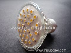 2W GU10 30SMD spot light