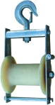 2KN bunch conductor pulley block