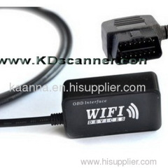 WiFi OBD-II Car Diagnostics Tool auto repair tool car Diagnostic scanner x431 ds708 Auto Maintenance